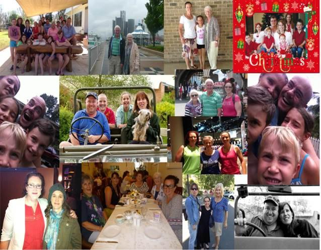 """2014 Family Calendar """"May"""" Family"""
