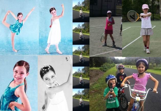 """2012 Calendar """"March"""" - Abby"""