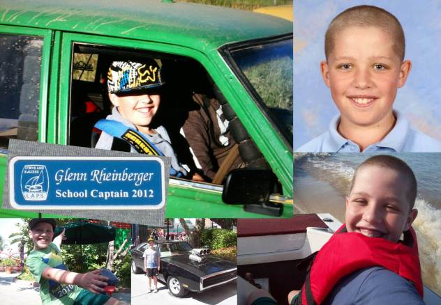 """2012 Family Calendar """"November"""" - Glenn"""