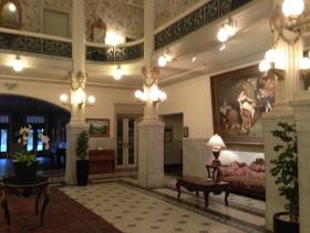 Menger Hotel interior
