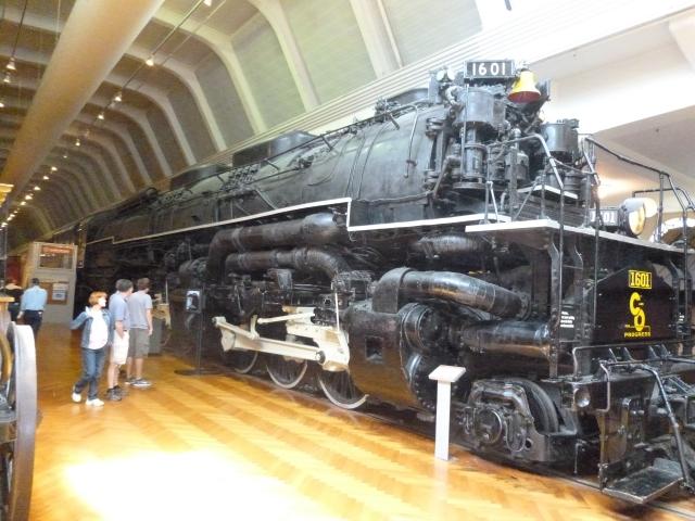 A huge Engine
