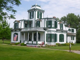 Buffalo Bill's House