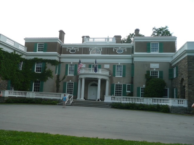 Roosevelts Home