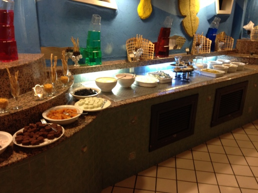 A few more of the breakfast selection