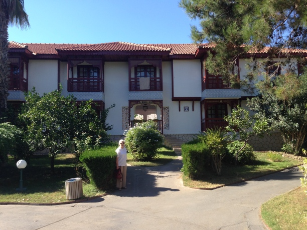 Our Accommodation Block No. 23