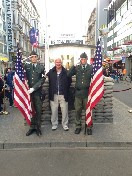 At Check Point Charlie
