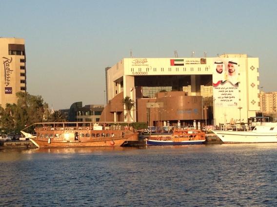 More boats & a council building