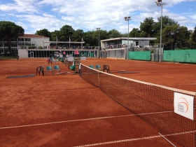 The Umag Tennis Accademy - Katoro The second major venue